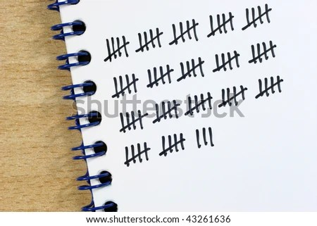 When Counting A Tally Sheet Is Often Very Useful Stock