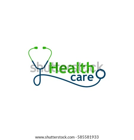 Vector Images, Illustrations and Cliparts: Logo for health