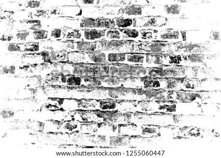 Grunge, hand painted black and white… Stock Photo