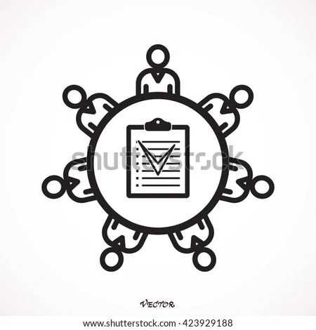 Business Meeting Planning Survey Agenda Selection