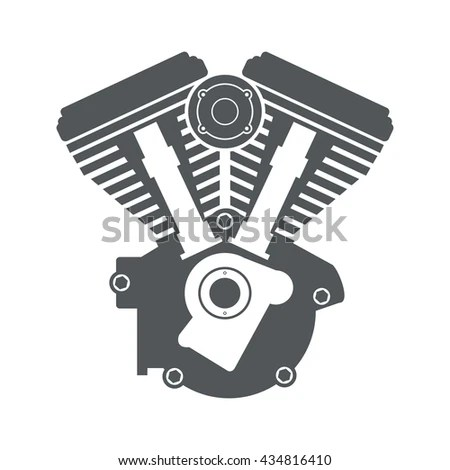 Vector Images, Illustrations and Cliparts: Motorcycle