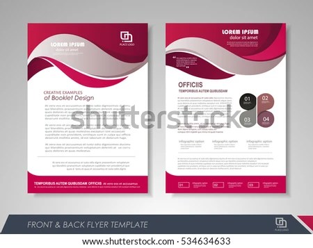 Modern Creative Business Leaflet Template In A4 Size Download Free