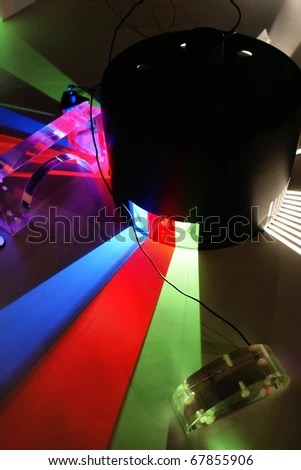 Light spectrum experience