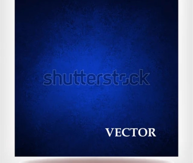 Abstract Sapphire Blue Christmas Background In Dark Elegant Colors And Vintage Grunge Texture Vector With