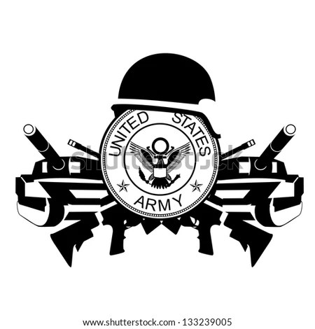 U S Marines Symbol, U, Free Engine Image For User Manual