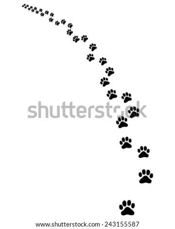 Cartoon Cat Walking clip art Free Vector / 4Vector