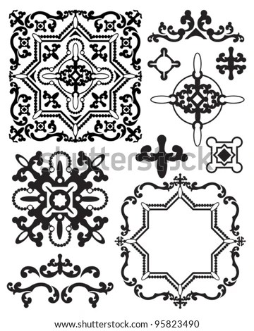 Moroccan Tile Bathatticmagkitchensbathroomsinterior Design
