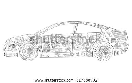 Car Maker Symbols Car Logos Wiring Diagram ~ Odicis