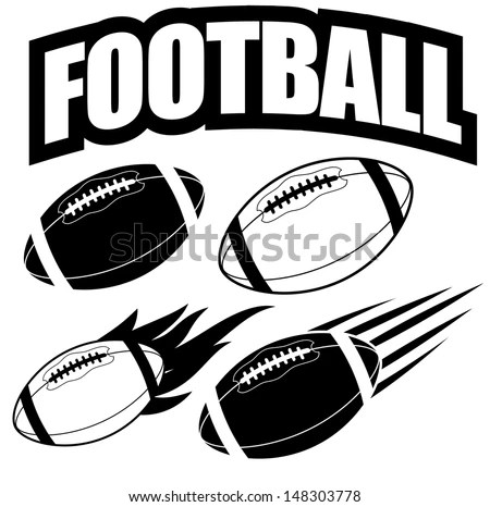 Royalty Free Stock Photos and Images: American football