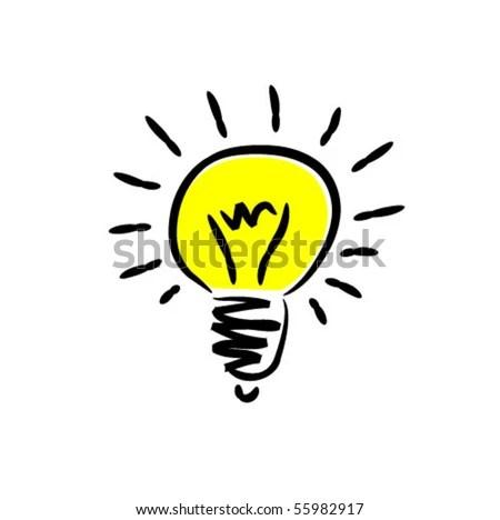 lighting bulb idea
