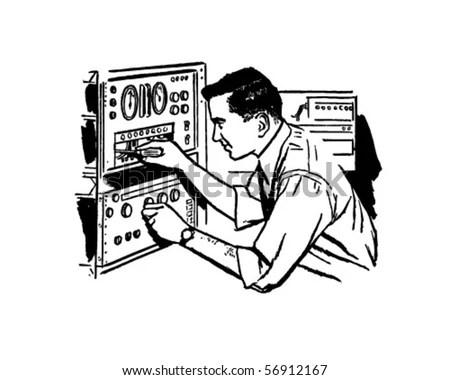 Electronics Technician Logo