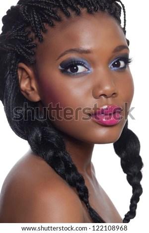 black hair  gazedtoo