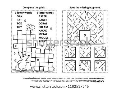 [View 42+] Criss Cross Puzzle Entdeckung Bildung