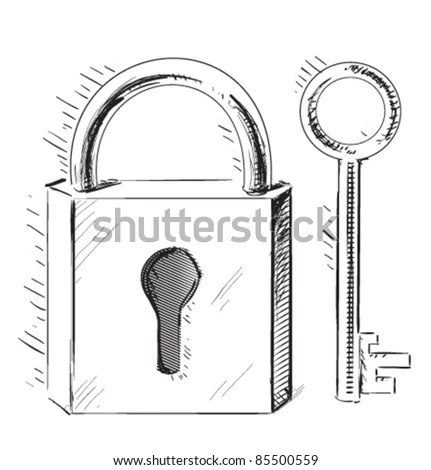 Car Key In Door, Car, Free Engine Image For User Manual