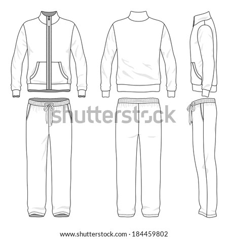 Vector Images, Illustrations and Cliparts: Blank men's
