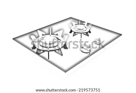 Garland Wiring Diagram, Garland, Free Engine Image For