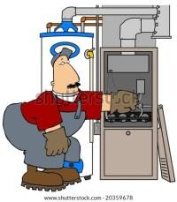 Furnace Man Stock Photo 20359678 : Shutterstock