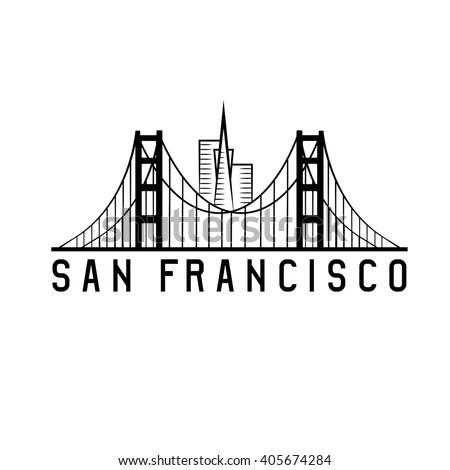 Royalty-free Golden Gate bridge of San Francisco