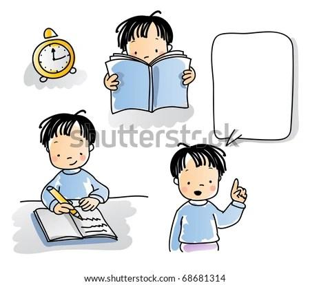 membaca menulis