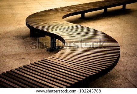 curved wood bench plans