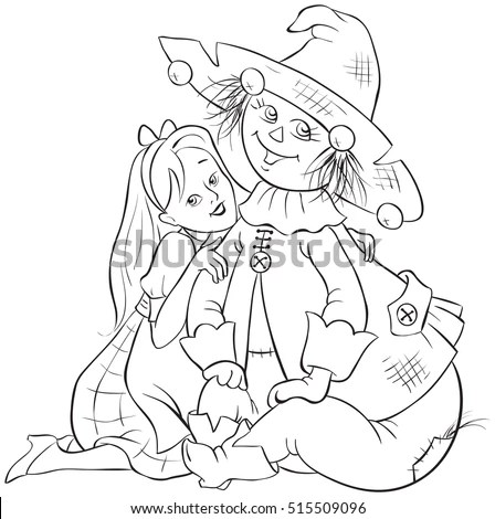 Return To Oz Pages Coloring Pages