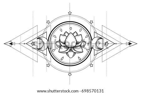 Tribal Logo Vector (.EPS) Free Download