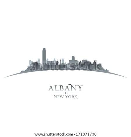 Atlanta Georgia city skyline silhouette… Stock Photo