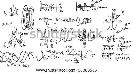 Electricity: Electricity Formulas