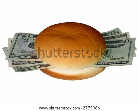 Money Sandwich Stock Photo 2775086 Shutterstock