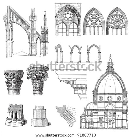 Royalty Free Stock Photos and Images: Gothic building