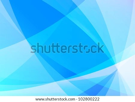 Abstract Blue Background Wallpaper - stock photo