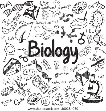Vector Images, Illustrations and Cliparts: Biology science