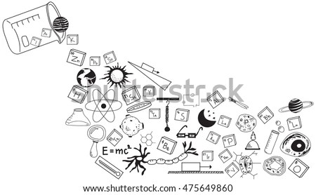 Vector Images, Illustrations and Cliparts: Physics