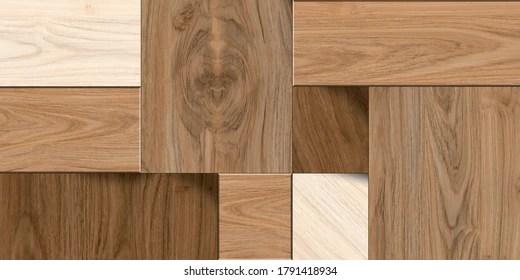 https www shutterstock com image illustration 3d elevation wall tiles design wallpaper 1791418934