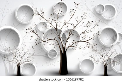3d Nature Wallpaper High Res Stock Images Shutterstock