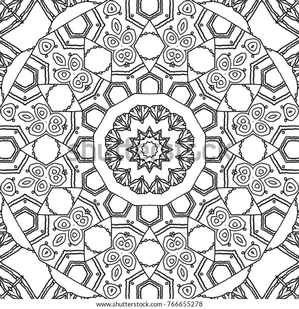 abstract coloring page # 85