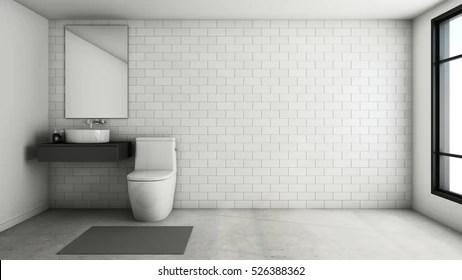 Bathroom Wall Images Stock Photos Vectors Shutterstock