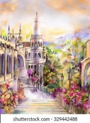 Fairytale Castle Images Stock Photos & Vectors Shutterstock