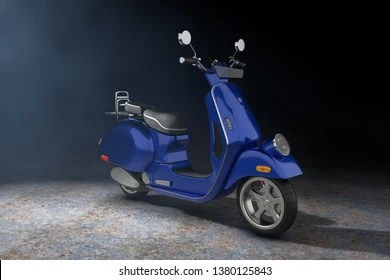 moped scooter images stock