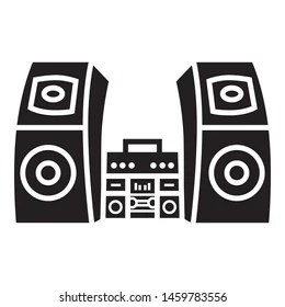 Boombox Illustration Images, Stock Photos & Vectors