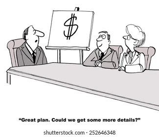 business cartoons images stock