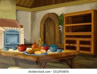 Castle Kitchen Images Stock Photos & Vectors Shutterstock