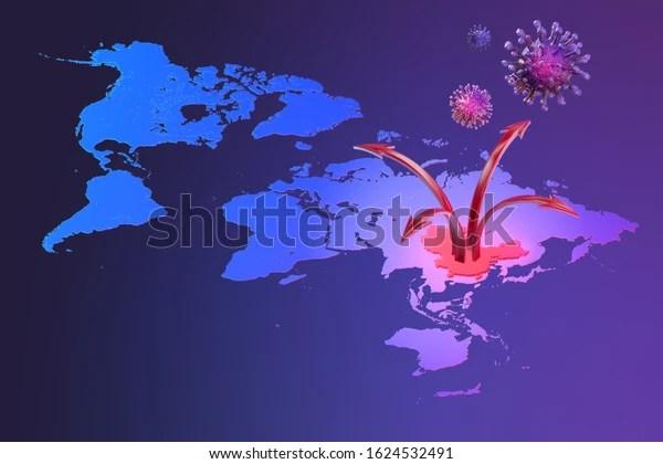 China Pathogen Respiratory Coronavirus 2019ncov Flu Stock ...