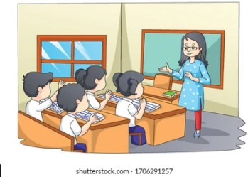 Indian Teacher with Student Stock Illustrations Images & Vectors Shutterstock