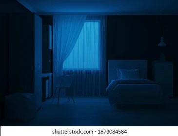 You can see the beauty of this sleeping area right when entering the room. Bedroom Night Table Images Stock Photos Vectors Shutterstock