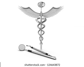 dentistry symbol images stock