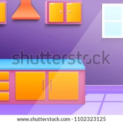Kitchen Cooking Games Refinishing Cabinets Royalty Free Stock Illustration Of Detail For Background