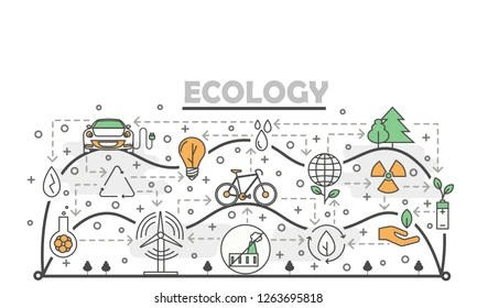 Renewable Energy Poster Template Images, Stock Photos