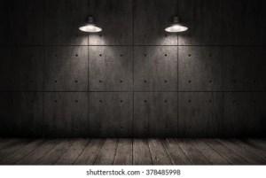 dark lighting grunge shutterstock bedroom lights walls floor
