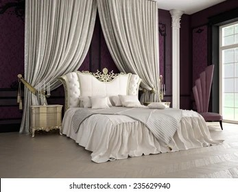 Royal Bedroom Images Stock Photos Vectors Shutterstock